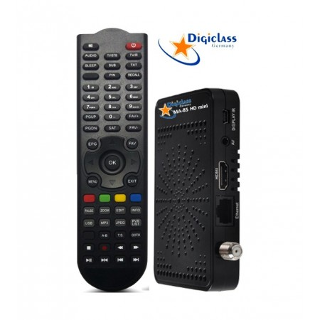 Digiclass MA-85 Mini HD CAVERNE D'OR
