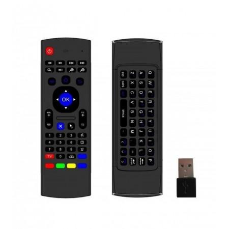Télécommande Sans Fil Mini Clavier 2.4 Ghz