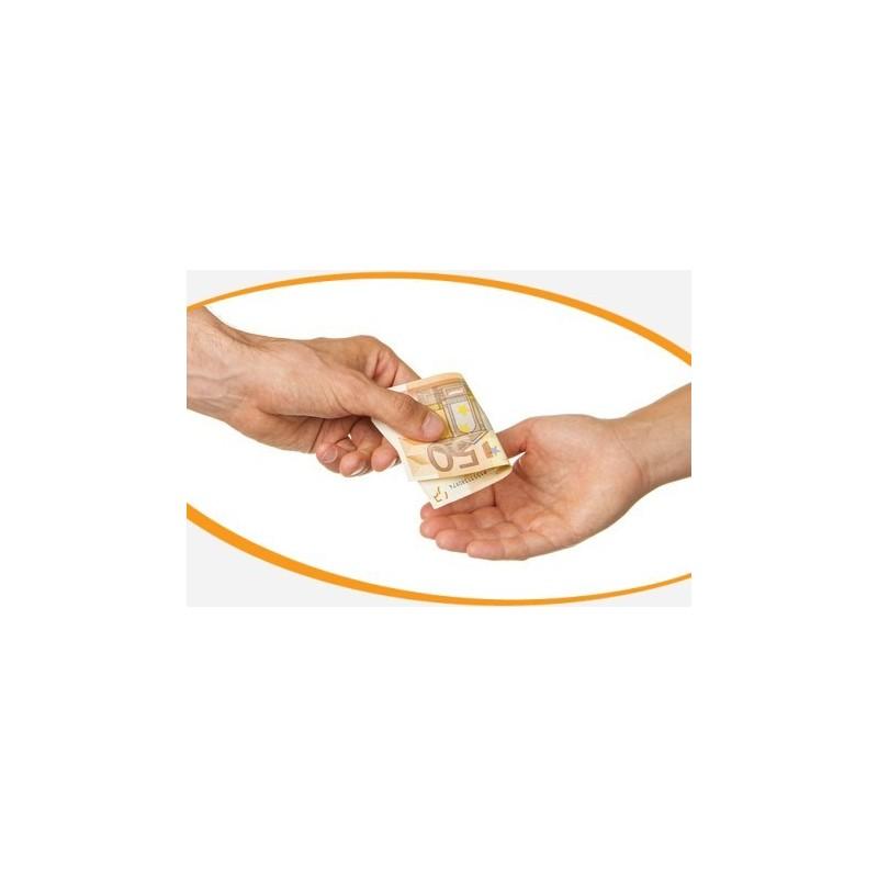 Paiement de Reliquat