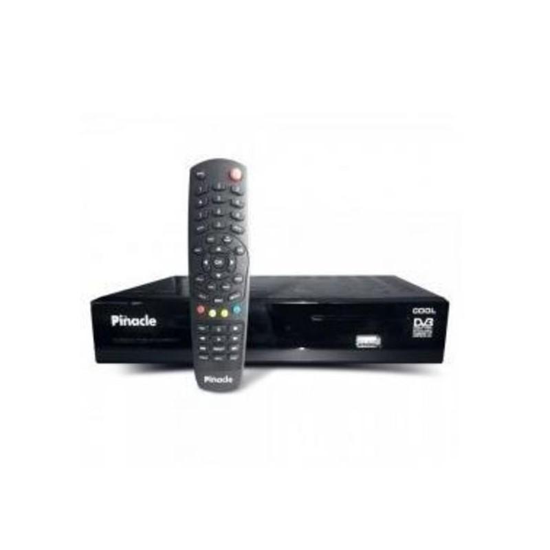 Pinacle COOL + Abonnement Satellite, IPTV et VOD 12 Mois du Constructeur