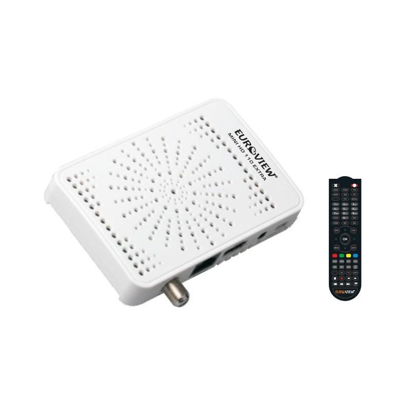 EUROVIEW HD 40 + Abonnement IPTV 12 Mois Offert
