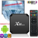 Android TV Box X96MINI ORIGINAL chez CAVERNE D'OR
