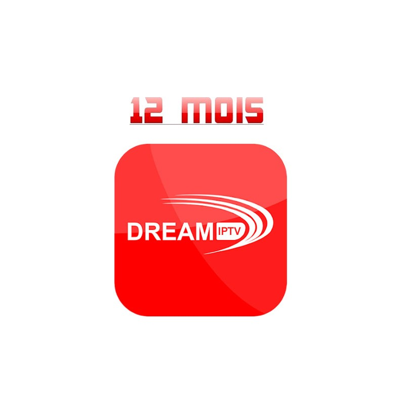 Abonnement DREAMSAT IPTV PLUS