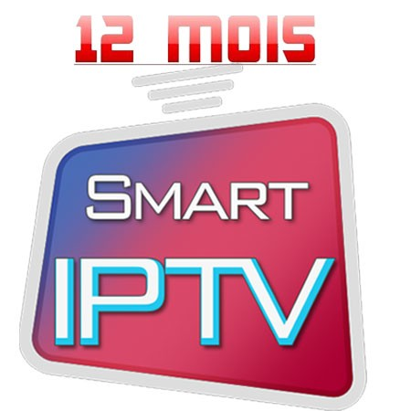 SMART Plus IPTV 12 Mois