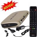 TIGER SPUTNIK 4k 2 ANS ATLAS IPTV + 2 ANS VOD + 2 ANS SATELLITE