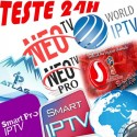 TESTE IPTV 24H