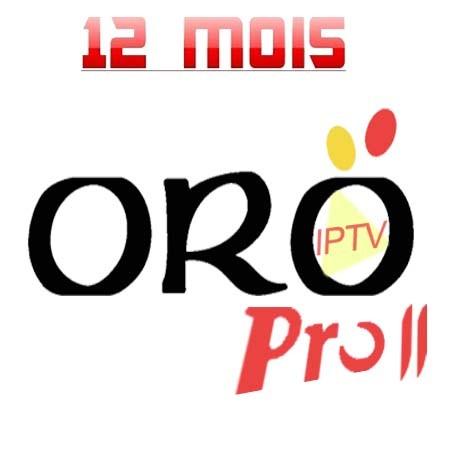 ORO PRO IPTV