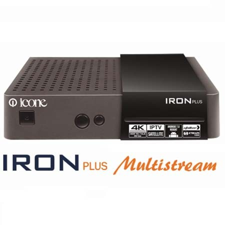 iCONE IRON PLUS