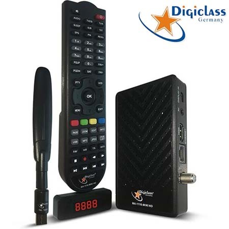 DIGICLASS MA-1116 HD